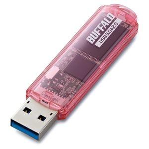 その他 (まとめ) バッファロー USB3.0対応USBメモリー スタンダードモデル 16GB ピンク RUF3-C16GA-PK 1個 【×5セット】 ds-2222848