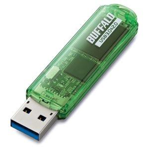 その他 (まとめ) バッファロー USB3.0対応USBメモリー スタンダードモデル 16GB グリーン RUF3-C16GA-GR 1個 【×5セット】 ds-2222849