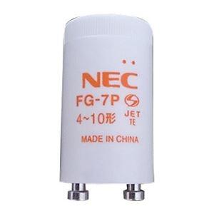 その他 (まとめ) NEC グロースタータ P21口金FG-7P-C 1セット(25個) 【×5セット】 ds-2222895