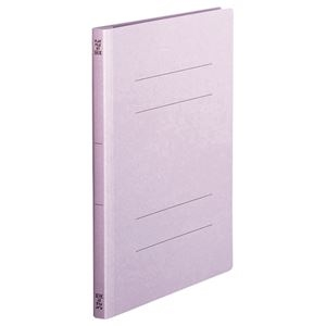 その他 (まとめ) TANOSEE フラットファイル(スタンダードカラー) A4タテ 150枚収容 背幅18mm 紫 1セット(100冊:10冊×10パック) 【×5セット】 ds-2223054