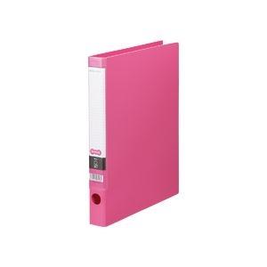 その他 (まとめ) TANOSEE Oリングファイル A4タテ 2穴 170枚収容 背幅35mm ピンク 1セット(10冊) 【×5セット】 ds-2223140