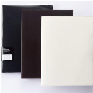その他 (まとめ) プロッシモ リサイクルレザーファイル A4 背幅15mm ホワイト PRORLFA4WH 1冊 【×5セット】 ds-2223344