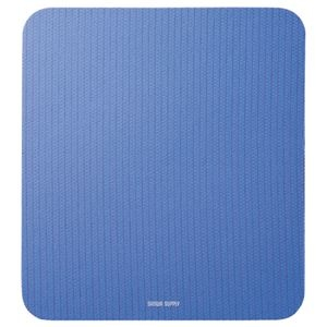 その他 (まとめ) サンワサプライ 静電気除去マウスパッド ブルー MPD-SE1BL 1枚 【×10セット】 ds-2223995