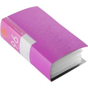 その他 (まとめ) バッファローCD&DVDファイルケース ブックタイプ 96枚収納 ピンク BSCD01F96PK 1個 【×10セット】 ds-2224375