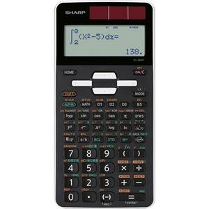 その他 (まとめ) シャープ 関数電卓 ピタゴラススタンダードモデル 10桁 ハードケース付 EL-509T-WX 1台 【×10セット】 ds-2225640