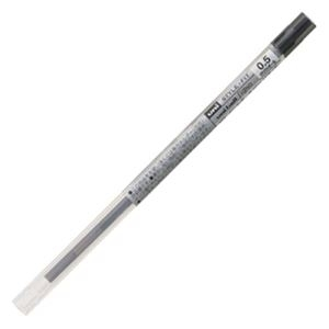 その他 (まとめ) 三菱鉛筆 ゲルインクボールペンスタイルフィット 替芯 0.5mm ブラック UMR10905.24 1セット(10本) 【×10セット】 ds-2226178