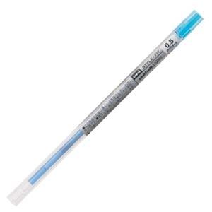 その他 (まとめ) 三菱鉛筆 ゲルインクボールペンスタイルフィット 替芯 0.5mm ライトブルー UMR10905.8 1セット(10本) 【×10セット】 ds-2226183