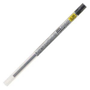 その他 (まとめ) 三菱鉛筆 ゲルインクボールペンスタイルフィット 替芯 0.38mm ブラック UMR10938.24 1セット(10本) 【×10セット】 ds-2226194