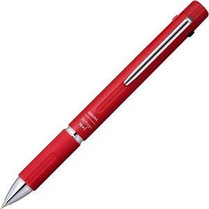 その他 (まとめ) サクラクレパス4色水性ゲルインクボールペン+シャープペンシル ボールサイン4*1 レッド GB4M1004#19 1本 【×10セット】 ds-2226283