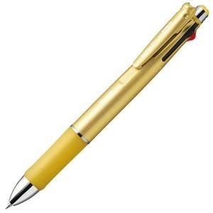 その他 (まとめ) ゼブラ 多機能ペン クリップ-オンマルチ 1000S (軸色 金) B4SA3-GO 1本 【×10セット】 ds-2226302
