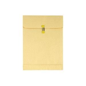 その他 (まとめ) ピース マチ・ヒモ付保存袋 クラフトA3 120g 170-30 1パック(10枚) 【×10セット】 ds-2226932
