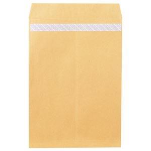 その他 (まとめ) ピース R40再生紙クラフト封筒 テープのり付 角1 85g/m2 846 1パック(100枚) 【×10セット】 ds-2226954