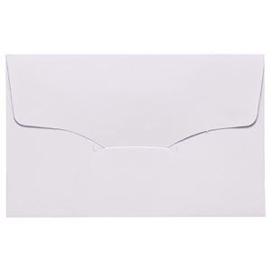 その他 (まとめ) 名刺型封筒 112×70mm 100g/m2 白 ベ567 1セット(100枚:10枚×10パック) 【×10セット】 ds-2227004