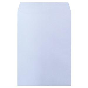 その他 (まとめ) ハート 透けないカラー封筒 テープ付角2 パステルアクア XEP474 1パック(100枚) 【×10セット】 ds-2227012