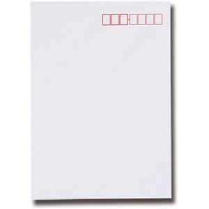 その他 (まとめ) 寿堂 ホワイト封筒 洋2 100g/m2 〒枠あり 3702 1パック(100枚) 【×10セット】 ds-2227098