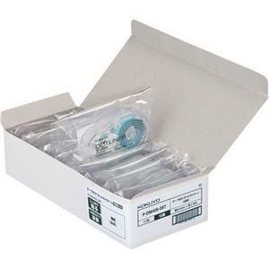 その他 (まとめ) コクヨ テープのり ドットライナーしっかり貼るタイプ(透明) つめ替え用 8.4mm×16m タ-D400-08T 1セット(10個) 【×10セット】 ds-2227224