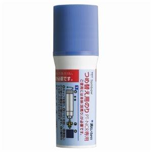 その他 (まとめ) トンボ鉛筆 スティックのりつめ替え消えいろピット PT-NCR専用 約20g PR-NCR 1セット(10本) 【×10セット】 ds-2227319