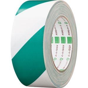 その他 (まとめ) オカモト 布トラテープ 50mm×25m 緑/白 No.111トラGW 1巻 【×10セット】 ds-2227341