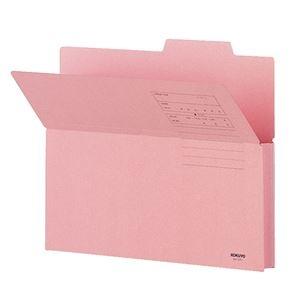 その他 (まとめ) コクヨ 持ち出しフォルダー(カラー) A4 ピンク A4-CFP 1パック(10冊) 【×10セット】 ds-2228532
