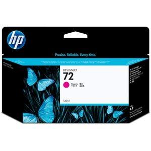 その他 (まとめ) HP72 インクカートリッジ マゼンタ 130ml 染料系 C9372A 1個 【×10セット】 ds-2230658