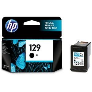 その他 (まとめ) HP129 プリントカートリッジ 黒 C9364HJ 1個 【×10セット】 ds-2230731