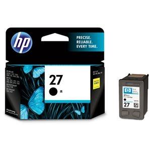 その他 (まとめ) HP27 プリントカートリッジ 黒 C8727AA#003 1個 【×10セット】 ds-2230732