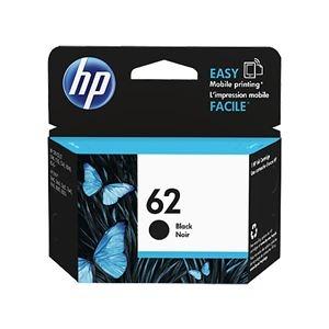 その他 (まとめ) HP HP62 インクカートリッジ 黒C2P04AA 1個 【×10セット】 ds-2230769