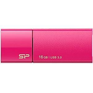 その他 (まとめ) シリコンパワー USB3.0スライド式フラッシュメモリ 16GB ピンク SP016GBUF3B05V1H 1個 【×10セット】 ds-2231450