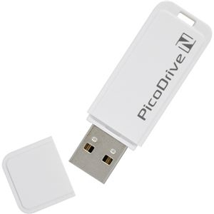 その他 (まとめ) グリーンハウス USBメモリー ピコドライブ N 4GB GH-UFD4GN 1個 【×10セット】 ds-2231474