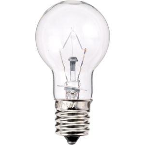 その他 (まとめ) TANOSEE ミニクリプトン電球 60W形 E17口金 クリアタイプ 1パック(6個) 【×10セット】 ds-2231601