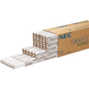 その他 (まとめ) NEC 蛍光ランプ ライフライン 直管グロースタータ形 20W形 昼光色 FL20SSD18/4K-L 1パック(4本) 【×10セット】 ds-2231602
