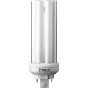 その他 (まとめ) フィリップス コンパクト形蛍光ランプ 32W形 昼白色 PL-T32W/850/4P 1個 【×10セット】 ds-2231608