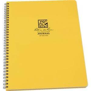 その他 ライトインザレインスパイラルノートブック ジャーナル 393-MX 1冊 【×10セット】 ds-2231653