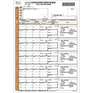 その他 (まとめ) ヒサゴ 健保算定基礎届 A4 OP9391冊(100枚) 【×10セット】 ds-2231865