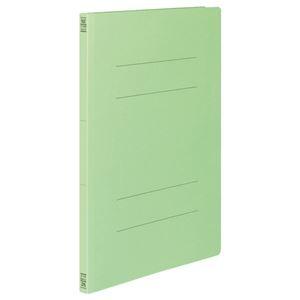 その他 (まとめ) コクヨ フラットファイルV(樹脂製とじ具) A3タテ 150枚収容 背幅18mm 緑 フ-V43G 1パック(10冊) 【×10セット】 ds-2232038