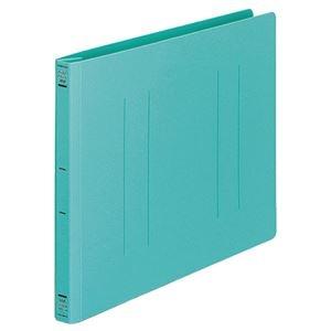 その他 (まとめ) コクヨ フラットファイル(PP) A4ヨコ 150枚収容 背幅20mm 緑 フ-H15G 1セット(10冊) 【×10セット】 ds-2232047