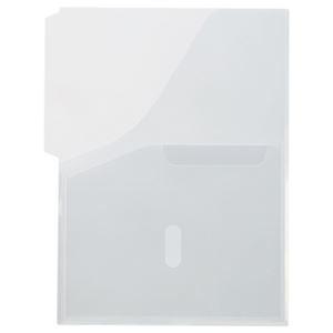 その他 (まとめ) キングジム スキットマン取扱説明書ファイル ボックスタイプ用ポケット A4 2640 1セット(40枚:4枚×10パック) 【×10セット】 ds-2232080