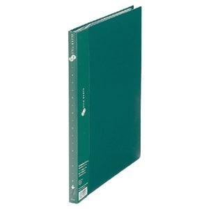 その他 (まとめ) プラス クリアーファイルスーパーエコノミータイプ A4タテ 20ポケット 背幅15mm グリーン FC-122EL 1セット(10冊) 【×10セット】 ds-2232082