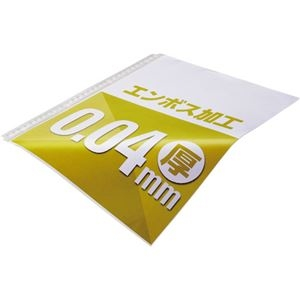 その他 (まとめ) TANOSEE クリアファイル用リフィルA4タテ 2・4・30穴 エンボス加工 1セット(500枚:100枚×5パック) 【×10セット】 ds-2232085