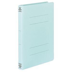 その他 (まとめ) コクヨ フラットファイルW(厚とじ) A4タテ 250枚収容 背幅28mm 青 フ-W10B 1パック(10冊) 【×10セット】 ds-2232243