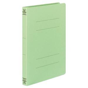 その他 (まとめ) コクヨ フラットファイルW(厚とじ) A4タテ 250枚収容 背幅28mm 緑 フ-W10G 1パック(10冊) 【×10セット】 ds-2232355