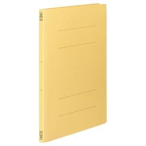 その他 (まとめ) コクヨ フラットファイルV(樹脂製とじ具) B4タテ 150枚収容 背幅18mm 黄 フ-V14Y 1パック(10冊) 【×10セット】 ds-2232366
