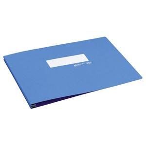 その他 (まとめ) コクヨ データファイルA バースト用 T6~11×Y15 1000枚収容 青 EF-251ENB 1冊 【×10セット】 ds-2232385