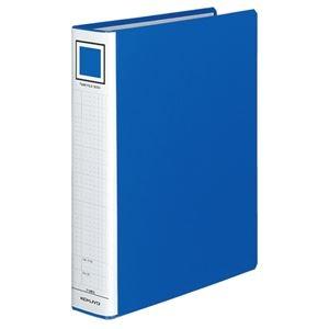 その他 (まとめ) コクヨ チューブファイル(エコ) 片開き A4タテ 500枚収容 背幅65mm 青 フ-E650B 1冊 【×10セット】 ds-2232406