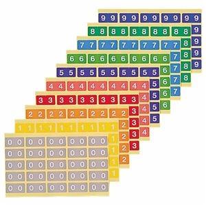 その他 (まとめ) ライオン事務器 カラーナンバーラベルL数字4 KL-2-4 1パック(250片:25片×10シート) 【×10セット】 ds-2232639