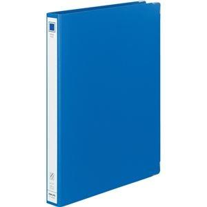 その他 (まとめ) コクヨ リングファイル 色厚板紙A4タテ 30穴 背幅36mm 青 フ-4680B 1冊 【×10セット】 ds-2232710
