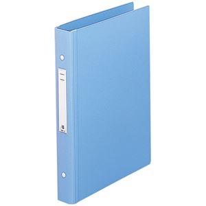 その他 (まとめ) リヒトラブメディカルサポートブック・スタンダード A4タテ 30穴 280枚収容 ブルー HB678-1 1冊 【×10セット】 ds-2233032
