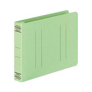 その他 (まとめ) コクヨ フラットファイルW(厚とじ)B6ヨコ 250枚収容 背幅28mm 緑 フ-W18NG 1セット(10冊) 【×10セット】 ds-2233128
