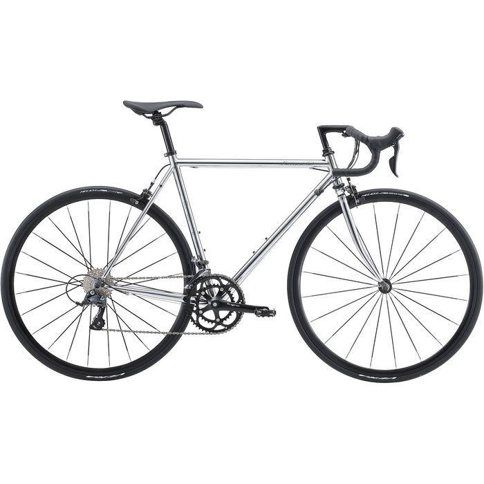 FUJI BALLAD OMEGA 2x9段変速 ロードバイク(CHROME/54) 20BLDOSV54