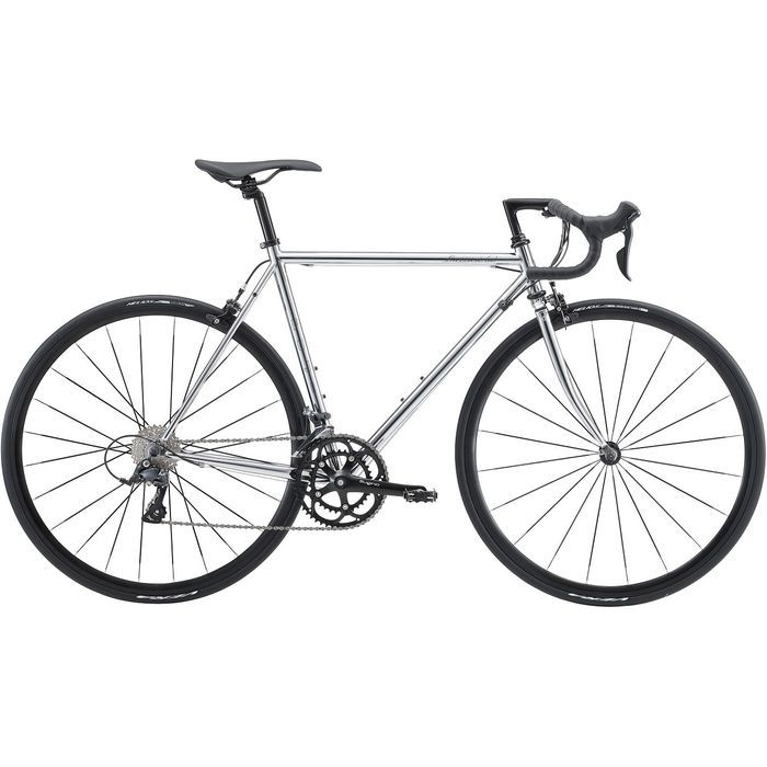 FUJI BALLAD OMEGA 2x9段変速 ロードバイク(CHROME/58) 20BLDOSV58